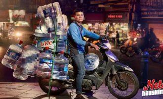Mopoilla rahdataan Hanoissa! – Aivan uskomatonta!