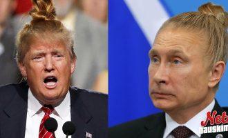 Miltä suurmiehet näyttäisivät nutturat päässään? – Katso hervoton kuvasarja!