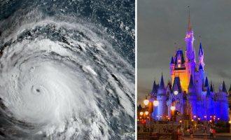 Disneyworld hirmumyrskyssä?!