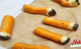 Hämmentävät jälkiruoat! – Voit syödä tupakantumppeja!