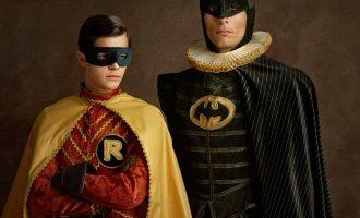 Elisabetin aikakaudella supersankarit olisivat olleet huvittavan näköisiä – 8 esimerkkiä