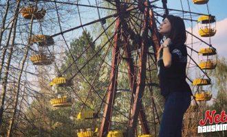 Muistatko vielä Tsernobylin? – Siellä käydään ottamassa kuvia instagramiin!