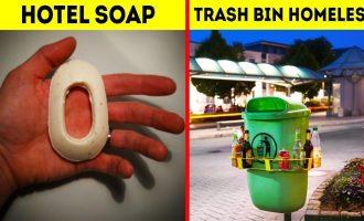 Upeat uudet keksinnöt kierrättämiseen!