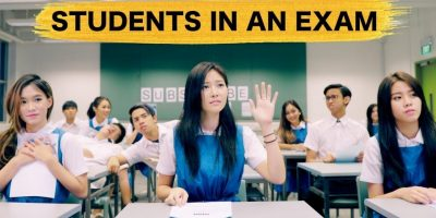 11 erilaista opiskelijatyyppiä kokeessa. Kuka sinä näistä olet?
