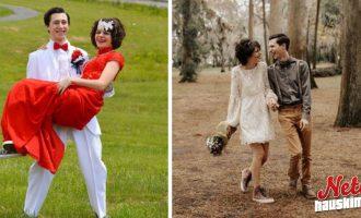 He ovat olleet yhdessä koulun tanssiaisista asti! – Katso ihanat kuvat!