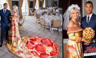 Pizzahäämekossa naimisiin! – Hieman harvinaisempi kilpailu!