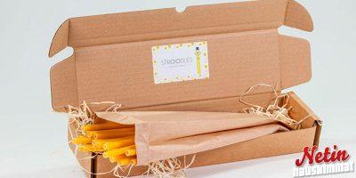 Muovijätettä vähemmälle – Italiassa käytetään pastapillejä!