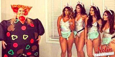 Miten halloweenina tulee pukeutua? – Seksikkäästi vai ei?