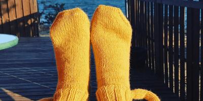 Nyt voit heittää kaikki sukat roskiin – nämä sukat nimittäin korvaavat ne upeudellaan
