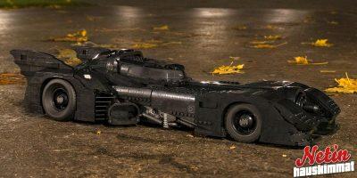 Lego julkaisi 3300 osaisen Batmobilen! – Upea yksilö!