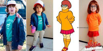 Tämä 4-vuotias brazilialainen tyttö – Voi pukeutua keneksi hahmoksi tahansa!