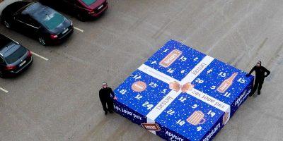 """Panimolta 24.000 tölkin joulukalenteri: """"24 tölkin joulukalenterit on neuvolakamaa"""""""