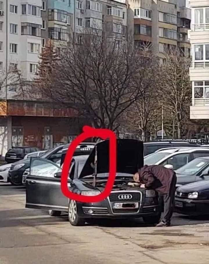 Russia Is Such A Wild Place…