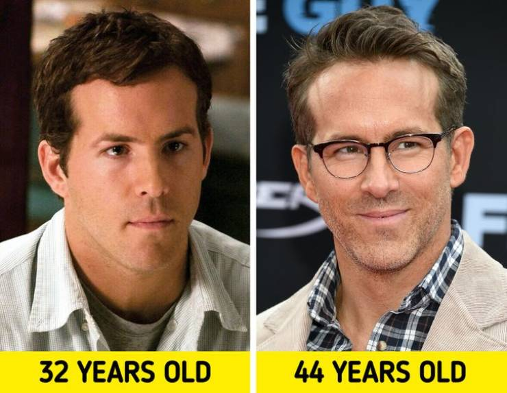 Celebrities Who Prove That Age Does Not Matter…